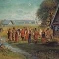 aleksey-savrasov-round-dance-in-the-village