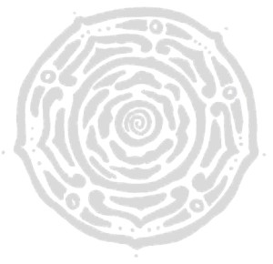 Rosa-Mandala GRIGIO 2